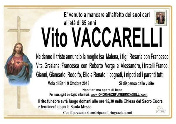 Vito Vaccarelli