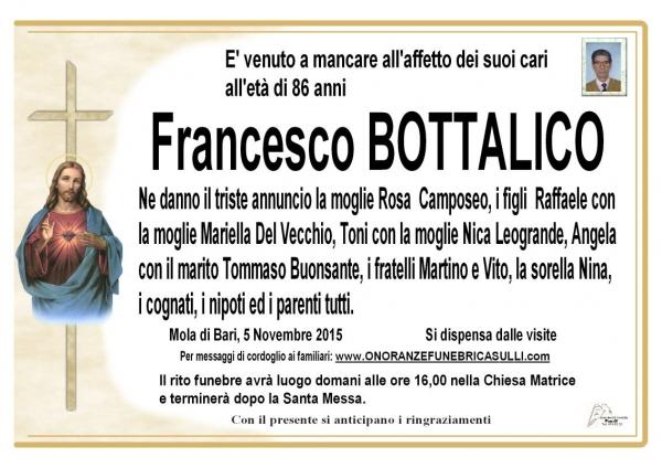 Francesco Bottalico