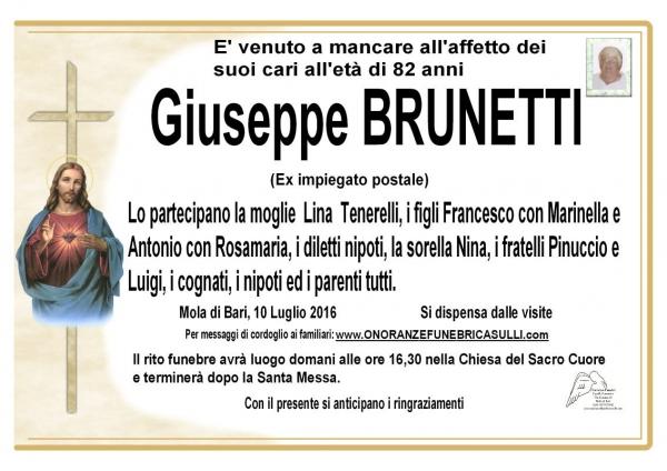 Giuseppe Brunetti