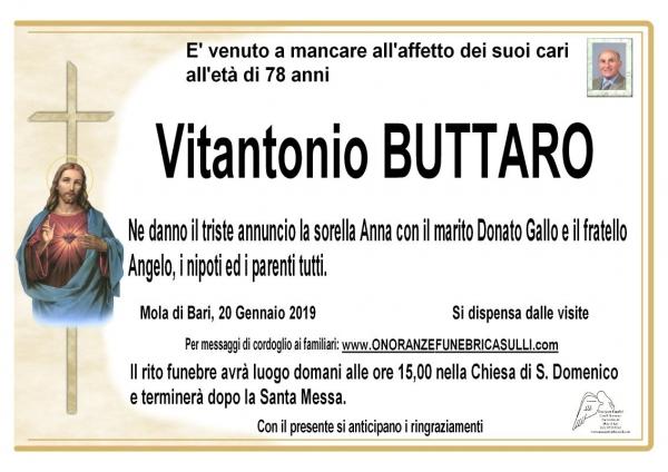 Vitantonio BUTTARO