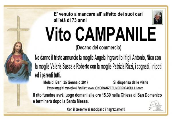 Vito CAMPANILE