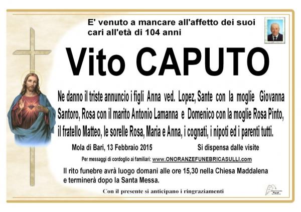 Vito Caputo