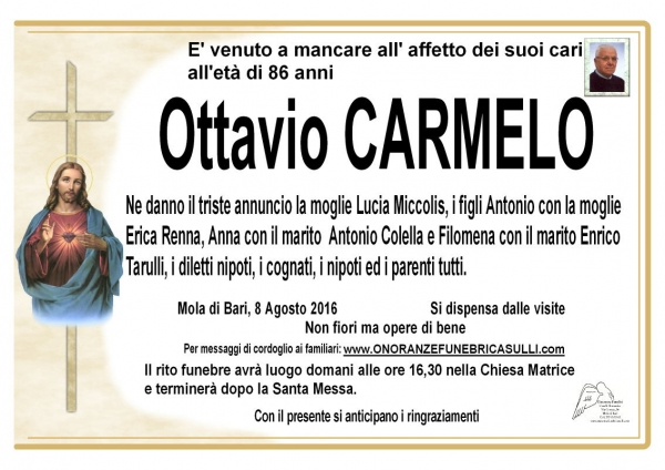 Ottavio Carmelo