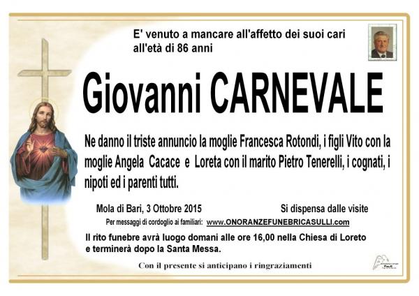 Giovanni Carnevale