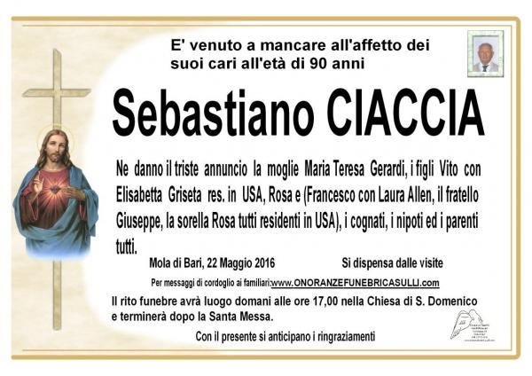 Sebastiano Ciaccia