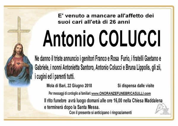 Antonio Colucci