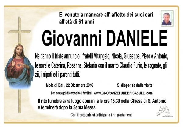 Giovanni Daniele