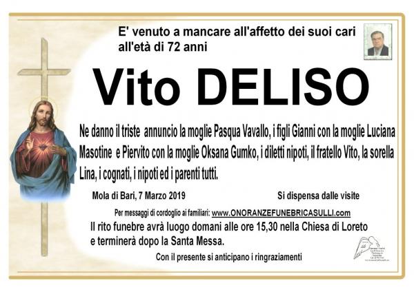Vito DELISO