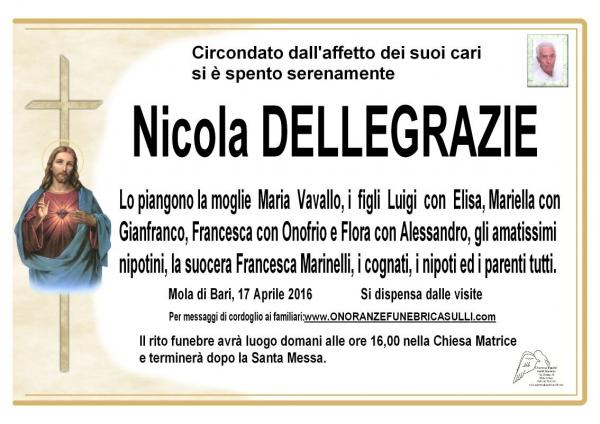 Nicola Dellegrazie