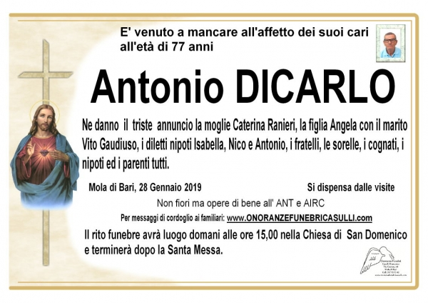 Antonio DICARLO