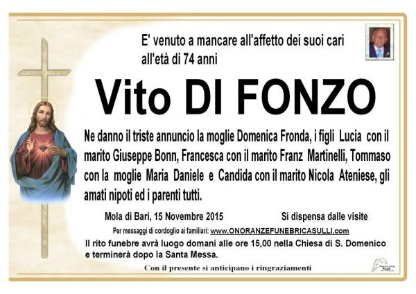 Vito Di Fonzo