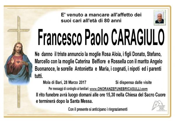 Francesco Paolo Caragiulo