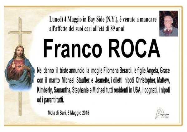 Franco roca