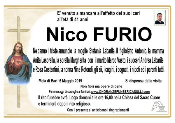 Nico FURIO