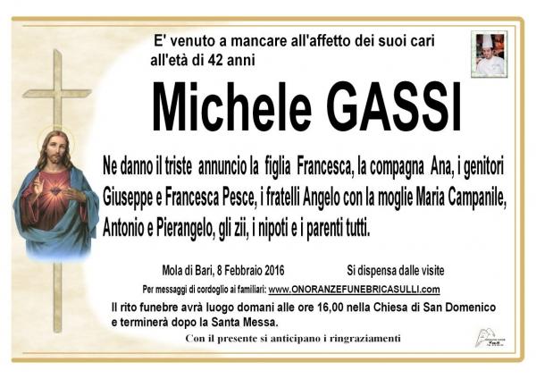 Michele GASSI