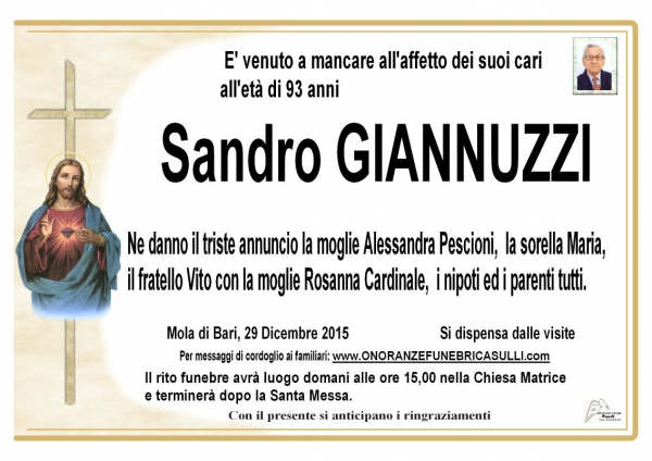 Sante Giannuzzi