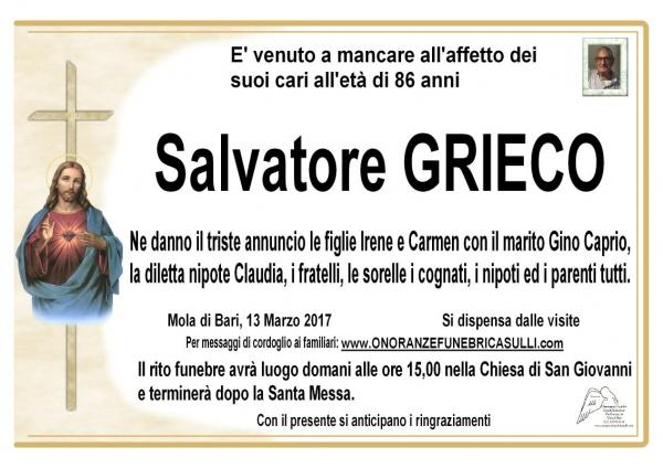 Salvatore Grieco