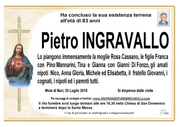 Pietro Ingravallo