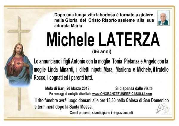 Michele Laterza