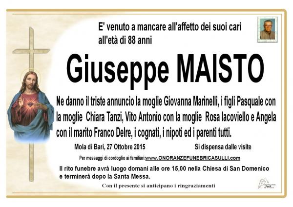 Giuseppe Maisto