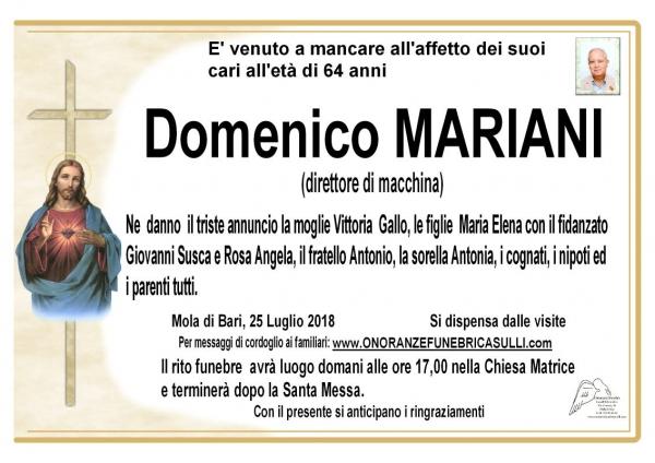 Domenico Mariani