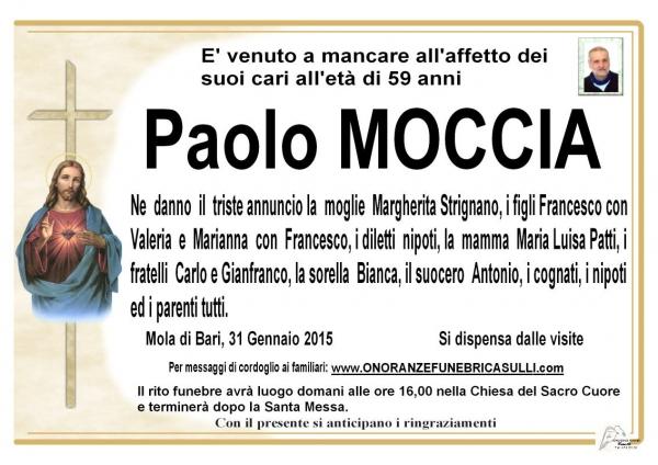Paolo Moccia