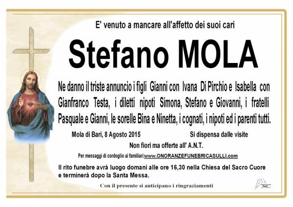 Stefano Mola