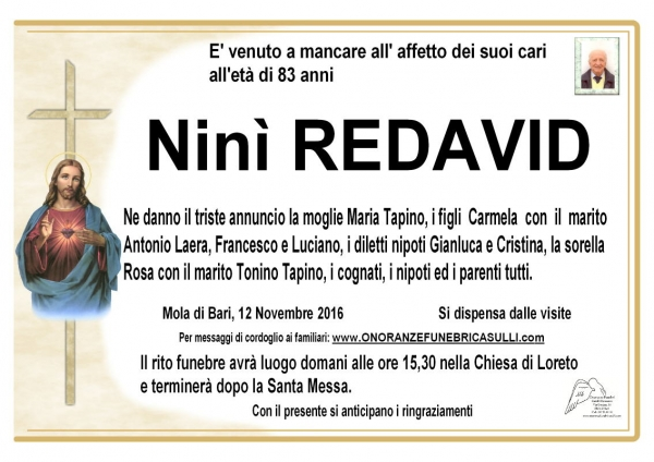 Giovanni Redavid