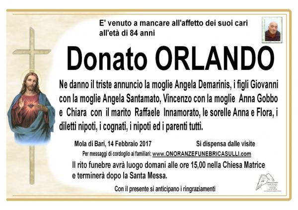 Donato Orlando
