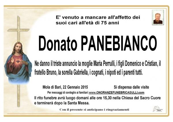 Donato Panebianco