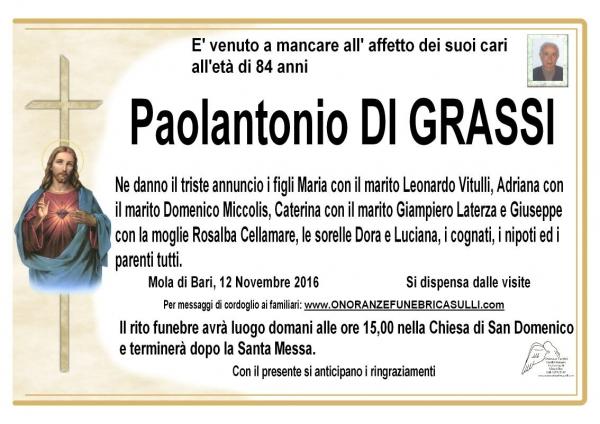 Paolantonio Digrassi