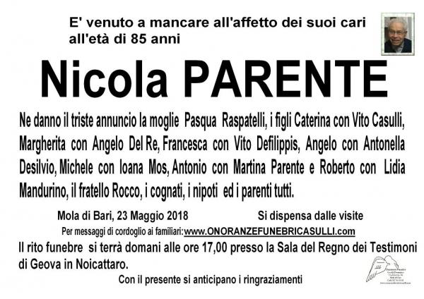 Nicola Parente