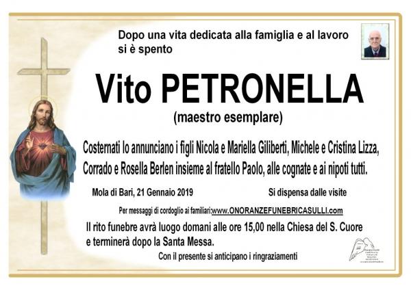 Vito Petronella