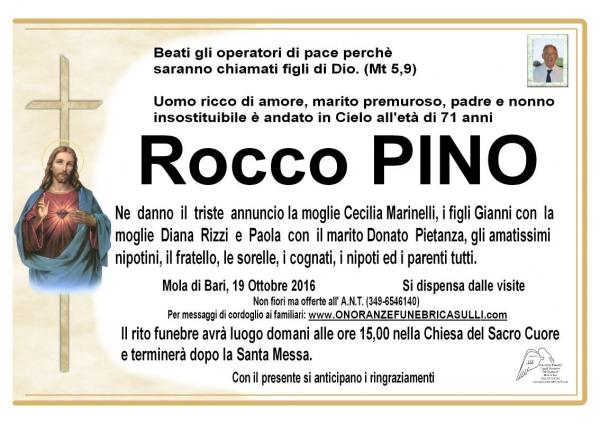 Rocco Pino