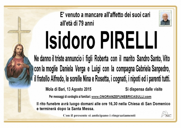 Isidoro Pirelli