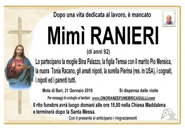 Domenico Ranieri