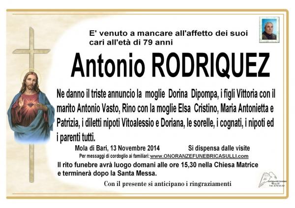 Antonio Rodriquez