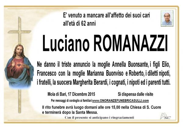 Luciano Romanazzi