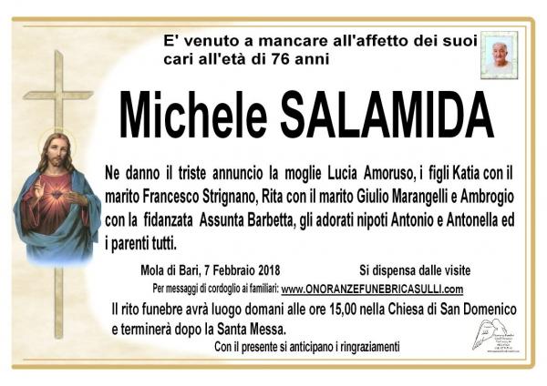 Michele Salamida