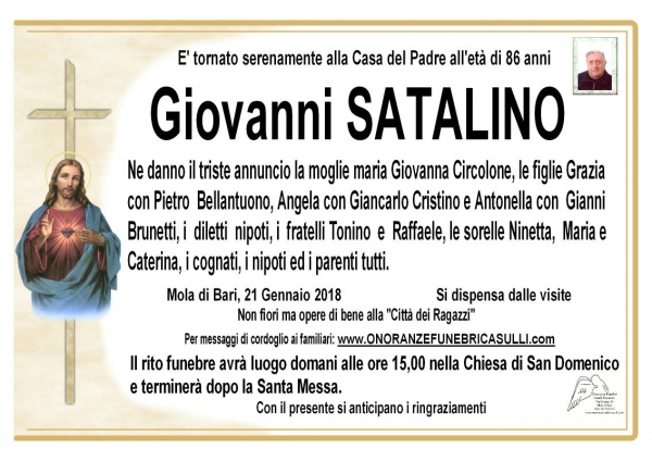 Giovanni Satalino