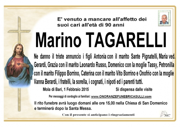 Marino Tagarelli