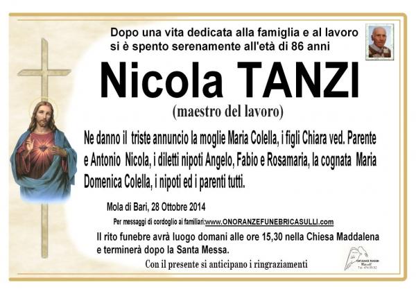 Nicola Tanzi