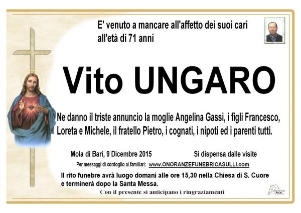 Vito Ungaro