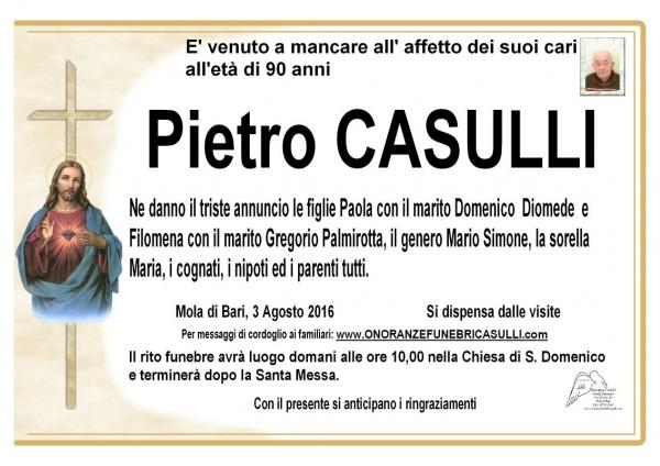 Pietro Casulli