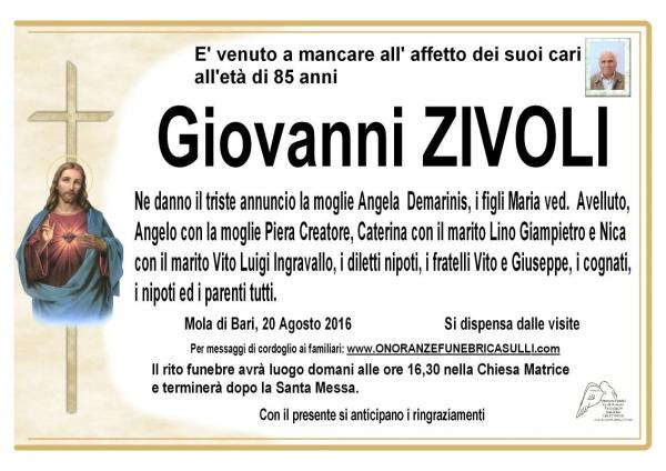 Giovanni Zivoli