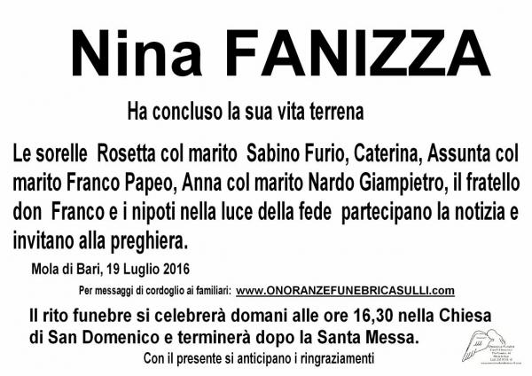 Nina Fanizza