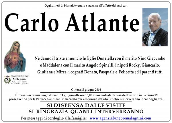 Carlo Atlante