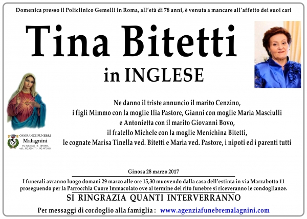 Tina Bitetti