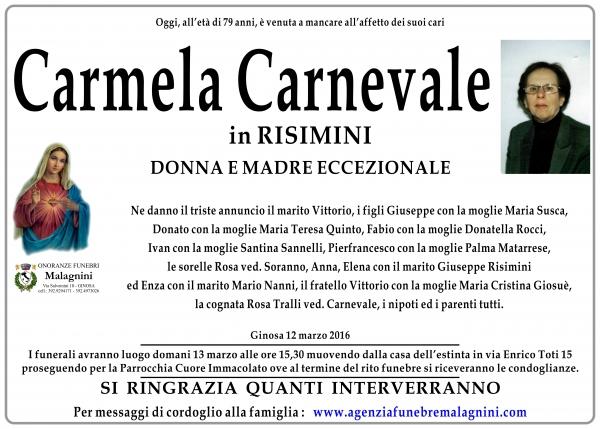 Carmela Carnevale