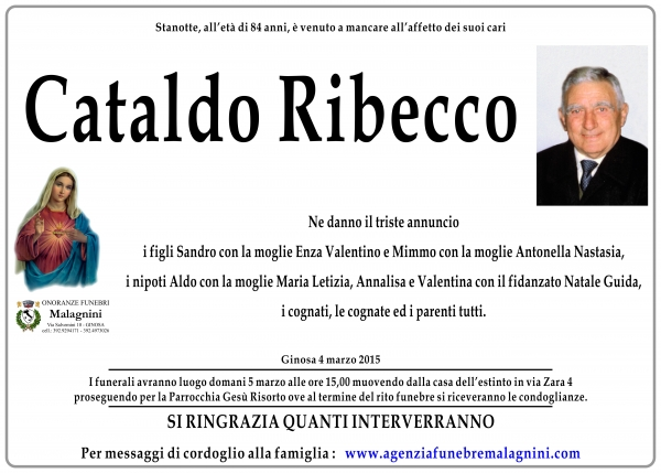Cataldo Ribecco